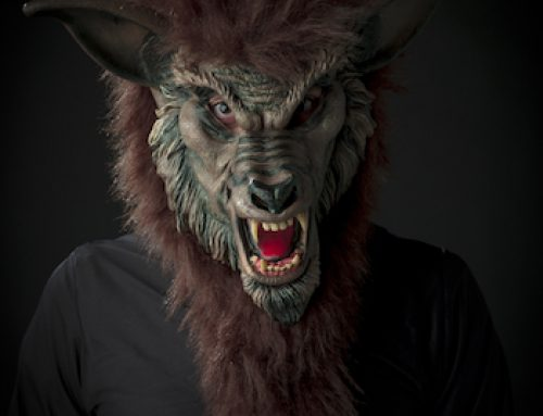 The Fear That Stops You: Keeping the Werewolf Out of Your Life