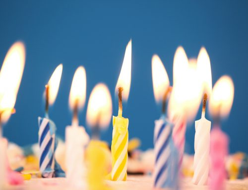 Candles on the Cake: Three Observations on a Birthday