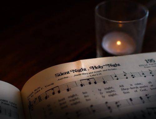 Words for a Noisy World: Silent Night