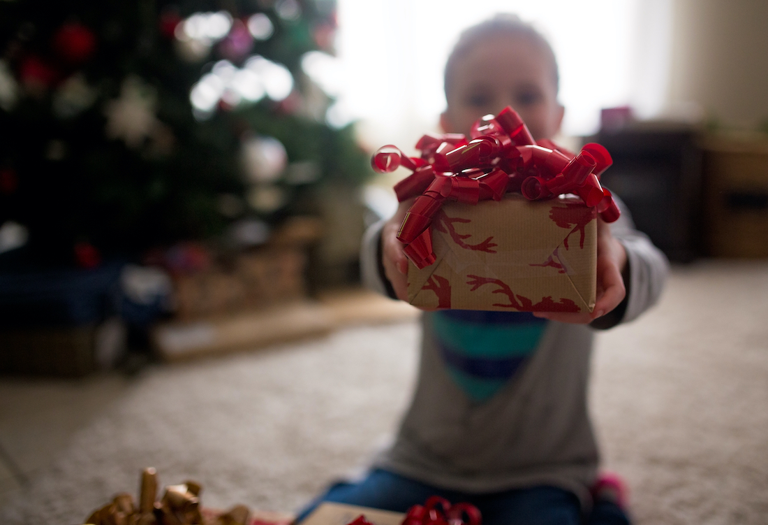 Is It Christmas Again? Seeing Christmas Through a Child's Eye