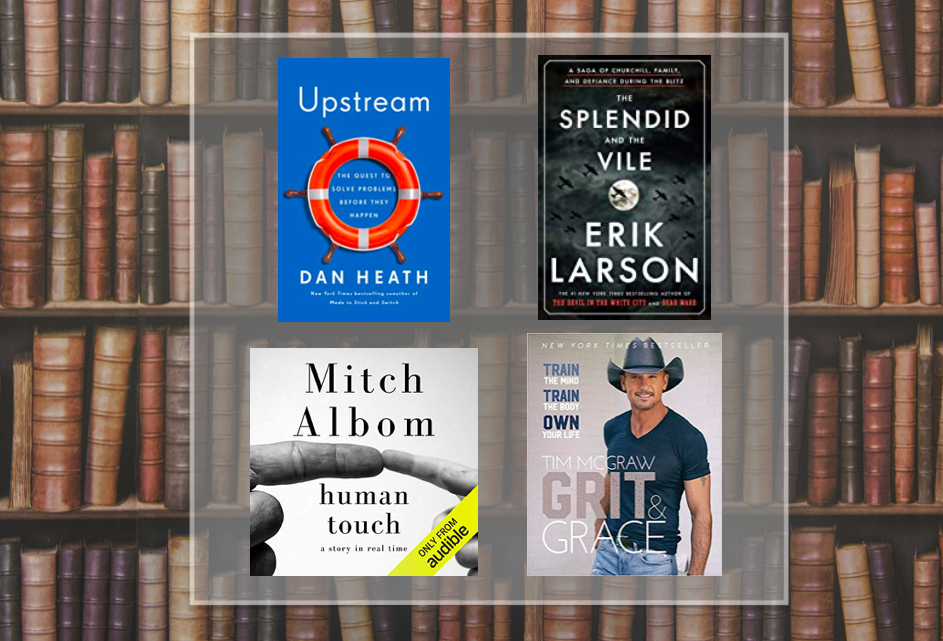 Books Read in March-May, 2020