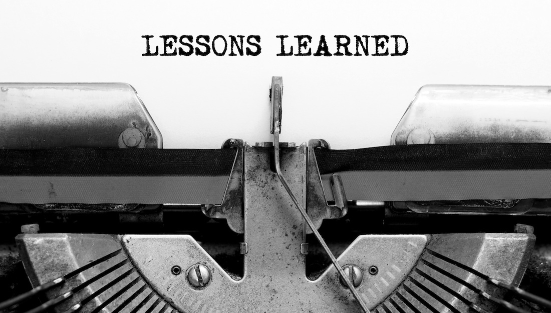 65 Lessons Learned in 65 Years